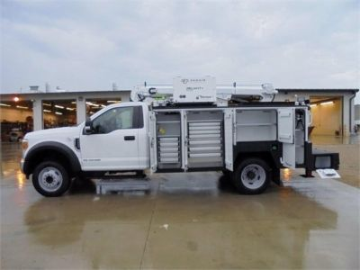 NEW 2020 FORD F550 XL SERVICE - UTILITY TRUCK #1971-5
