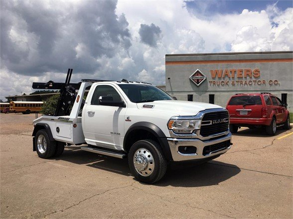 NEW 2019 RAM 4500 HD WRECKER TOW TRUCK #2011