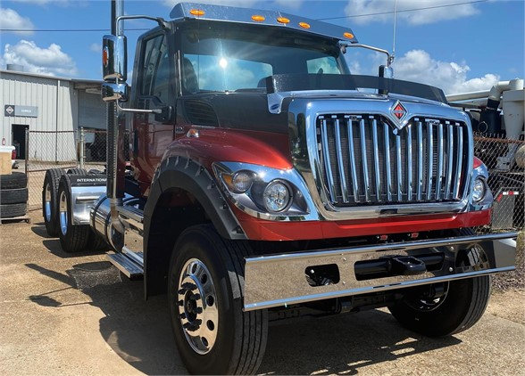 NEW 2021 INTERNATIONAL HV DAYCAB TRUCK #2100
