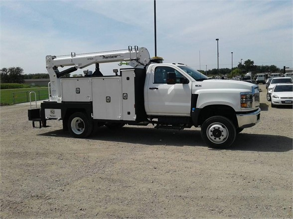 NEW 2020 INTERNATIONAL CV SERVICE - UTILITY TRUCK #2136