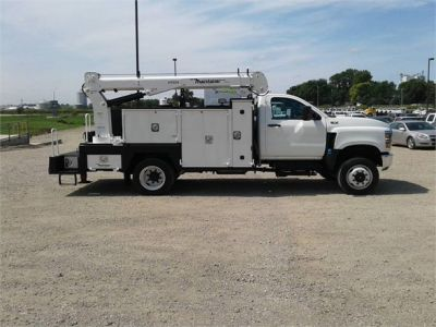 NEW 2020 INTERNATIONAL CV SERVICE - UTILITY TRUCK #2136-2