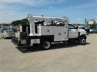 NEW 2020 INTERNATIONAL CV SERVICE - UTILITY TRUCK #2136-3