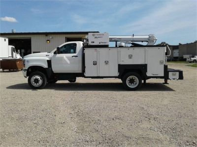 NEW 2020 INTERNATIONAL CV SERVICE - UTILITY TRUCK #2136-5