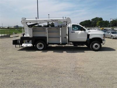 NEW 2020 INTERNATIONAL CV SERVICE - UTILITY TRUCK #2136-6