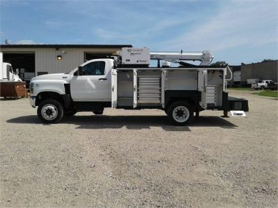 NEW 2020 INTERNATIONAL CV SERVICE - UTILITY TRUCK #2136-7