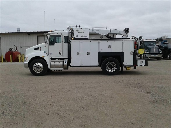 NEW 2020 KENWORTH T270 SERVICE - UTILITY TRUCK #2139