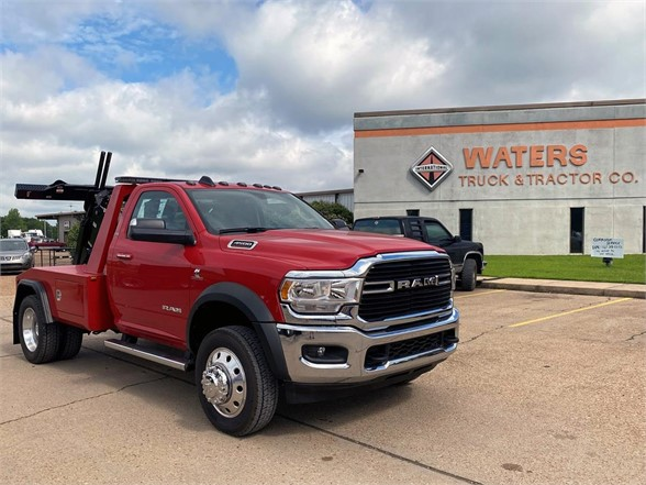 NEW 2019 RAM 4500 HD WRECKER TOW TRUCK #2141