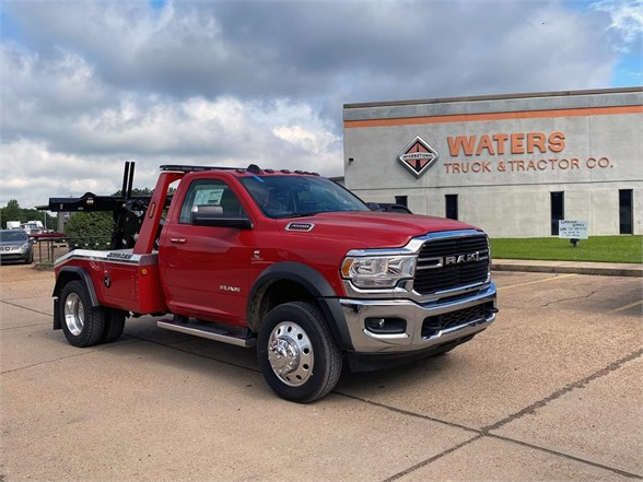 NEW 2019 RAM 4500 HD WRECKER TOW TRUCK #2142