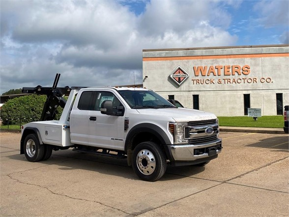 NEW 2019 FORD F450 WRECKER TOW TRUCK #2143