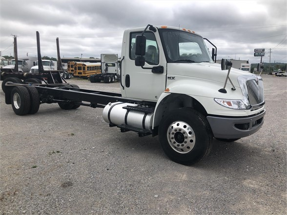 NEW 2021 INTERNATIONAL MV CAB CHASSIS TRUCK #2144