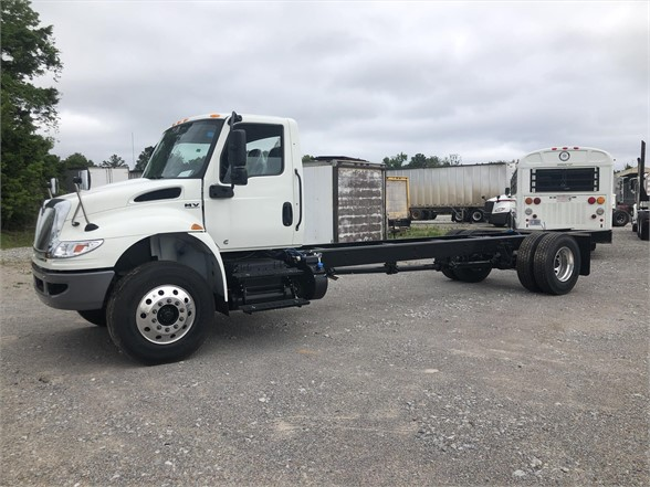 NEW 2021 INTERNATIONAL MV CAB CHASSIS TRUCK #2152