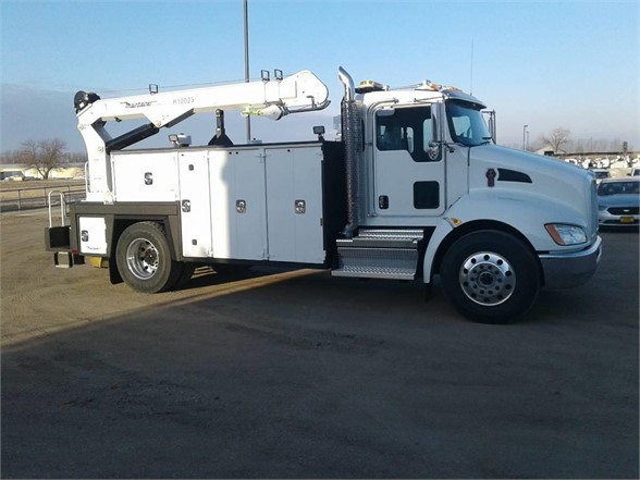NEW 2021 KENWORTH T370 SERVICE - UTILITY TRUCK #2194