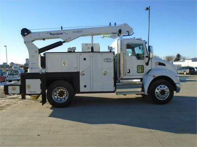 NEW 2021 KENWORTH T270 SERVICE - UTILITY TRUCK #2206-4