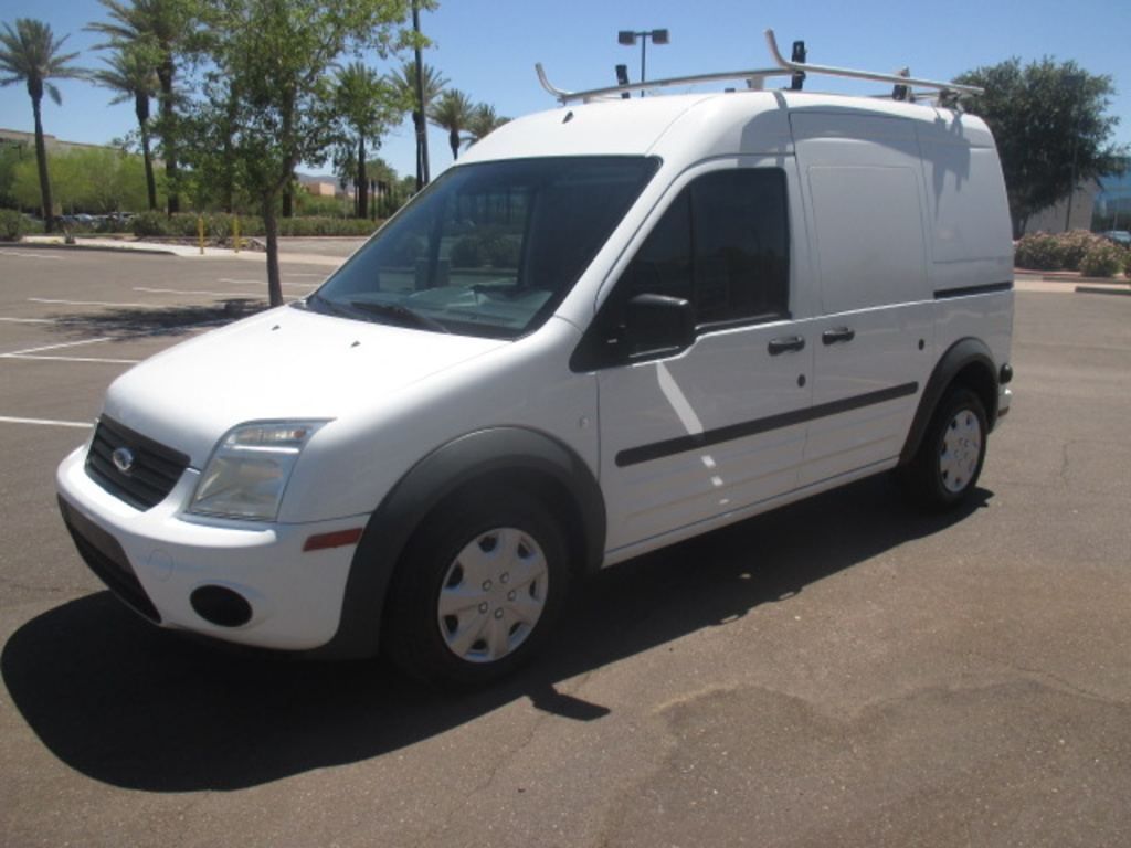 used 2013 ford transit connect panel cargo van for sale in az 2216. Black Bedroom Furniture Sets. Home Design Ideas