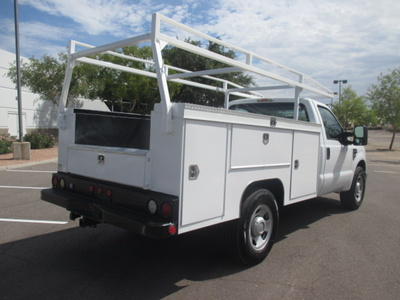 USED 2008 FORD F350 SRW SERVICE - UTILITY TRUCK #2235-4