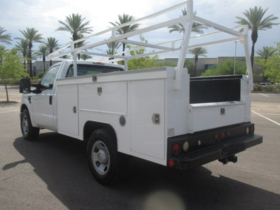 USED 2008 FORD F350 SRW SERVICE - UTILITY TRUCK #2235-5