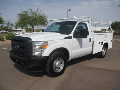 USED 2013 FORD F250 SERVICE - UTILITY TRUCK #2360-1