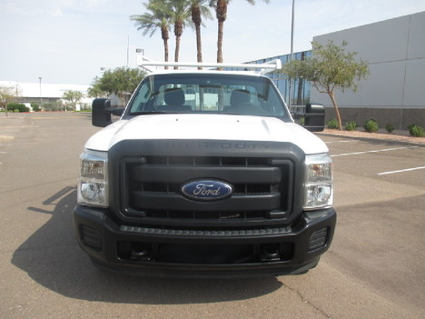 USED 2013 FORD F250 SERVICE - UTILITY TRUCK #2360-2