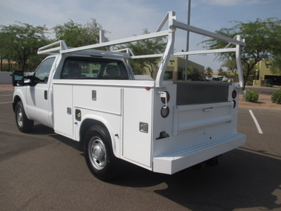 USED 2013 FORD F250 SERVICE - UTILITY TRUCK #2360-7