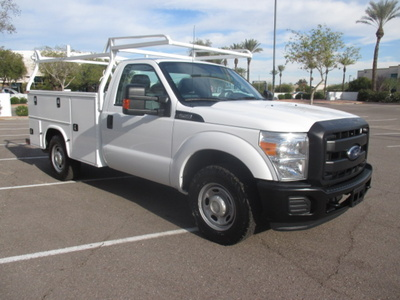 USED 2015 FORD F250 SERVICE - UTILITY TRUCK #2401-2