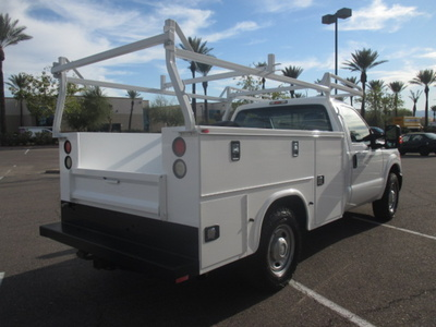 USED 2015 FORD F250 SERVICE - UTILITY TRUCK #2401-4