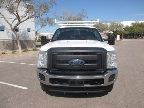 USED 2014 FORD F250 SERVICE - UTILITY TRUCK #2411-2