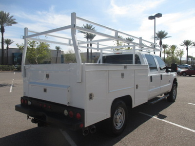 USED 2014 FORD F250 SERVICE - UTILITY TRUCK #2411-5