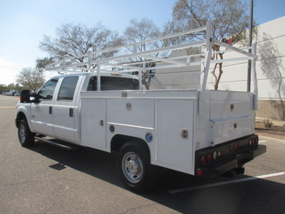 USED 2014 FORD F250 SERVICE - UTILITY TRUCK #2411-7