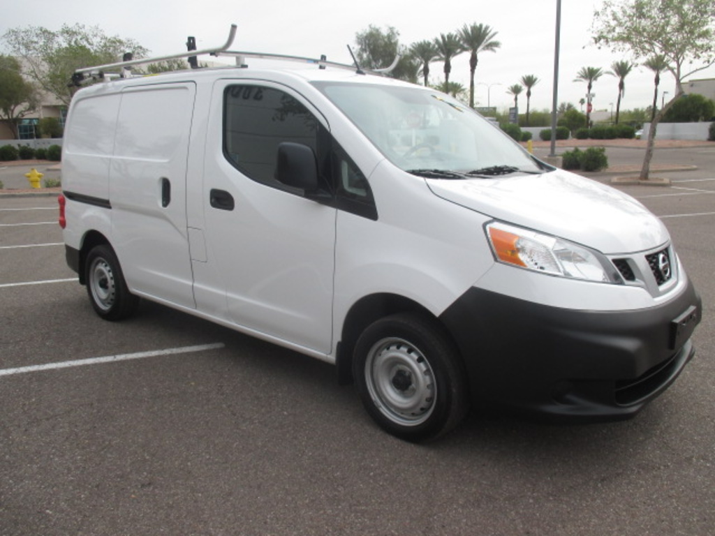 used 2018 nissan nv200 panel cargo van for sale in az 2416. Black Bedroom Furniture Sets. Home Design Ideas