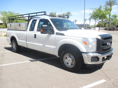 USED 2016 FORD F250 2WD 3/4 TON PICKUP TRUCK #2430-2