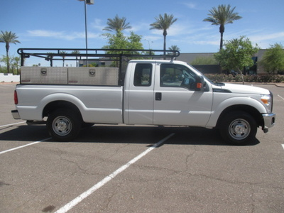 USED 2016 FORD F250 2WD 3/4 TON PICKUP TRUCK #2430-3