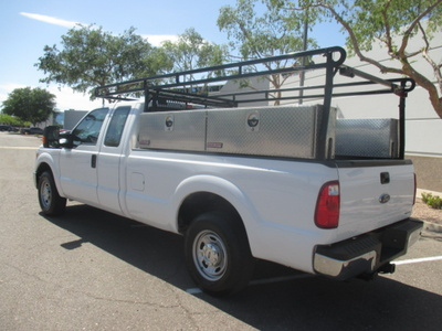 USED 2016 FORD F250 2WD 3/4 TON PICKUP TRUCK #2430-5