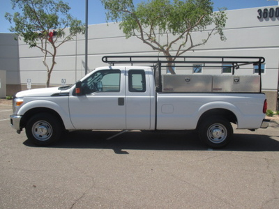 USED 2016 FORD F250 2WD 3/4 TON PICKUP TRUCK #2430-6