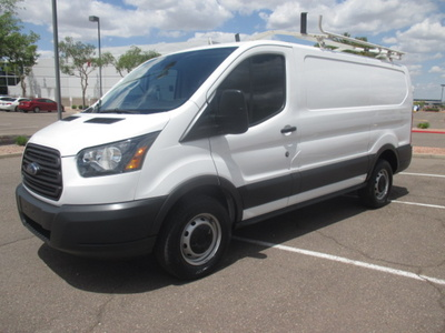 USED 2016 FORD TRANSIT T250 PANEL - CARGO VAN TRUCK #2439-1