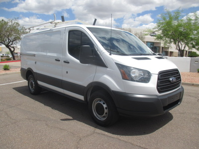 USED 2016 FORD TRANSIT T250 PANEL - CARGO VAN TRUCK #2439-3
