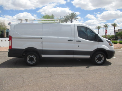 USED 2016 FORD TRANSIT T250 PANEL - CARGO VAN TRUCK #2439-4