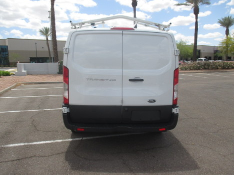 USED 2016 FORD TRANSIT T250 PANEL - CARGO VAN TRUCK #2439-6
