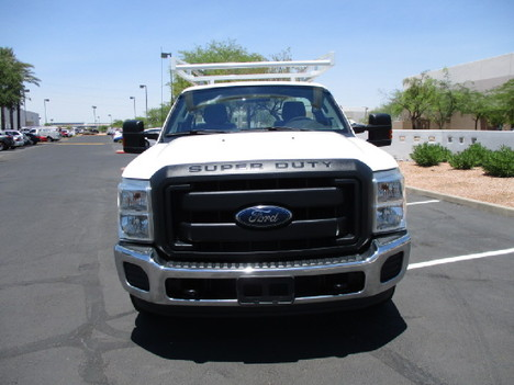 USED 2012 FORD F250 SERVICE - UTILITY TRUCK #2450-2