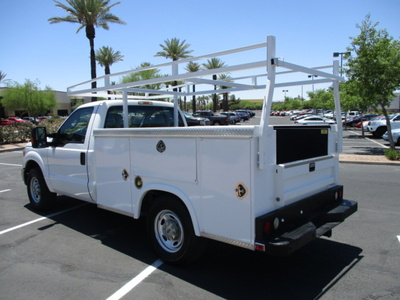 USED 2012 FORD F250 SERVICE - UTILITY TRUCK #2450-7