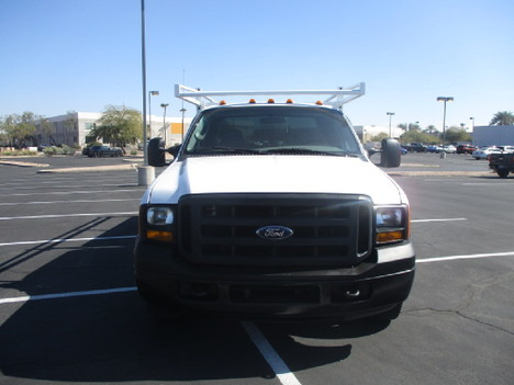 USED 2006 FORD F350 SERVICE - UTILITY TRUCK #2523-2