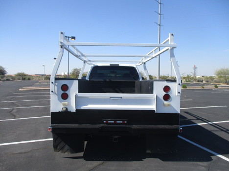USED 2006 FORD F350 SERVICE - UTILITY TRUCK #2523-6