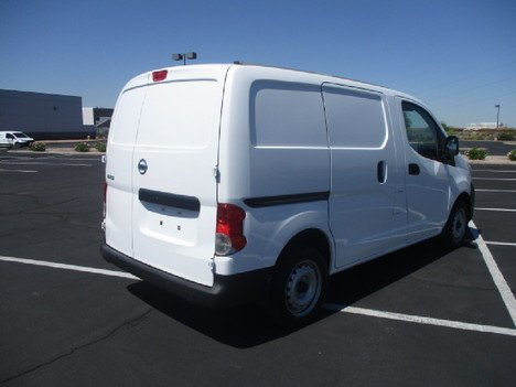 USED 2016 NISSAN NV200 PANEL - CARGO VAN TRUCK #2542-5